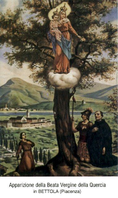 Bettola: inizia in santuario il mese mariano