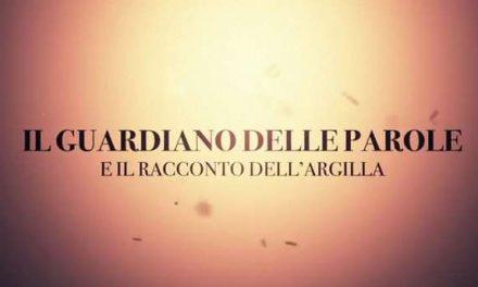 Il guardiano delle parole e il racconto dell'argilla / 1. Con don Paolo Chiapparoli.