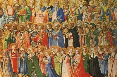 Vangelo del 1° novembre 2011 – Tutti i Santi