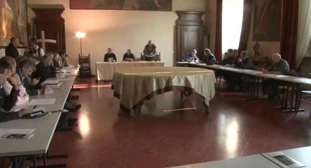 Nuovo Consiglio Presbiterale: prima riunione