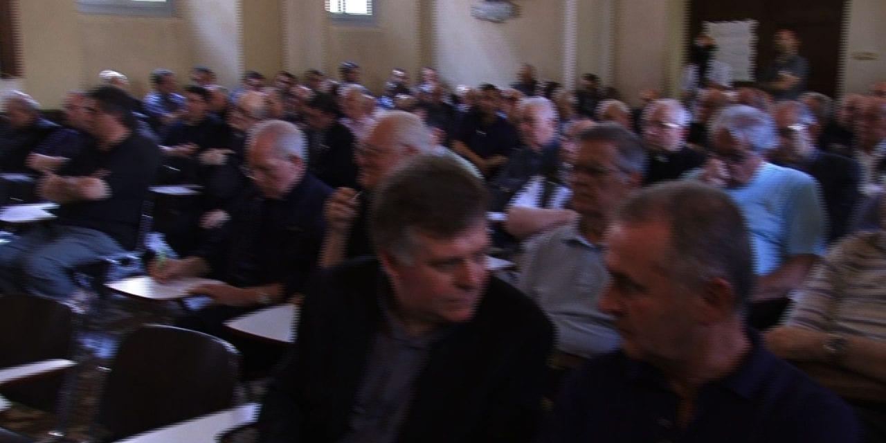 Consiglio presbiterale aperto