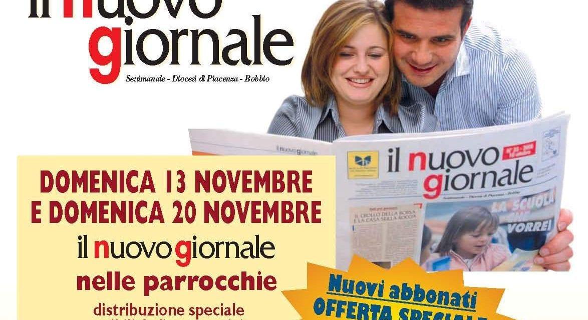 Il Nuovo Giornale: promozione nelle parrocchie