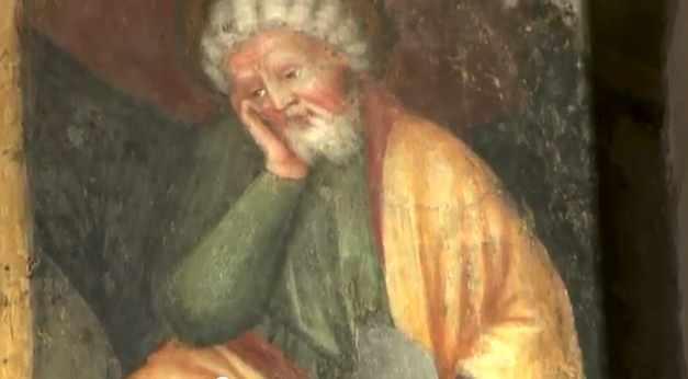 La video-presentazione del dipinto dell'Avvento 2011