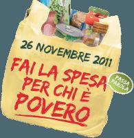 15ª Giornata nazionale colletta alimentare