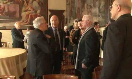 Il Vescovo incontra i politici e gli amministratori