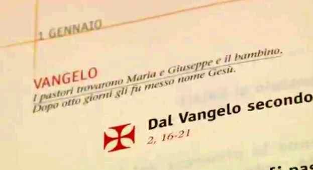 Vangelo di domenica 1 gennaio 2012 – Maria SS. Madre di Dio