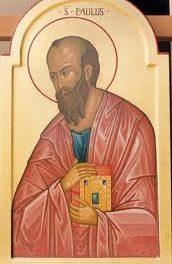 Festa liturgica della Conversione di San Paolo Apostolo