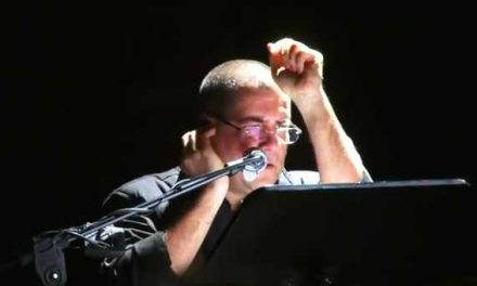 Serata di ascolto del Vangelo di Marco – Luca Violini / Patrizia Laquidara