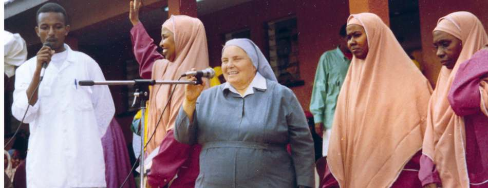 Leonella Sgorbati: messa del 8° anniversario