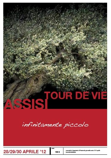Tour de vie 2012: Assisi