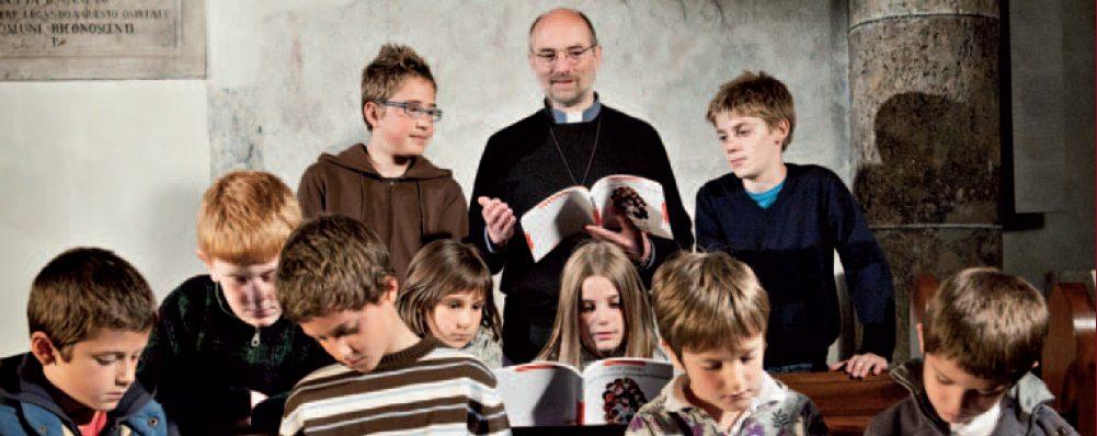 Domenica 24 novembre: sensibilizzazione per il sostegno al clero