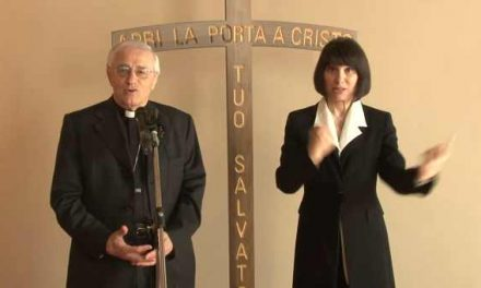 Mons. Gianni Ambrosio, auguri per la Pasqua 2012