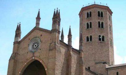 La Messa per la solennità del patrono S. Antonino del 4 luglio con il Vescovo nella Basilica