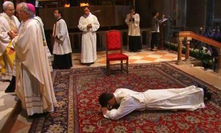 Ordinazione presbiterale di Alessandro Mazzoni