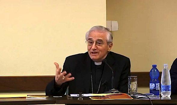 Il saluto del vescovo ai giovani per la GMG