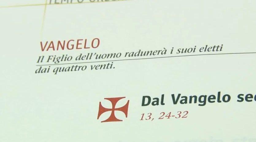 Vangelo di domenica 18 novembre 2012 – XXXIII del Tempo Ordinario
