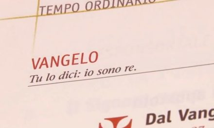 Vangelo di domenica 25 novembre 2012 – Cristo Re