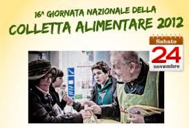 Colletta Alimentare: 16ª giornata nazionale