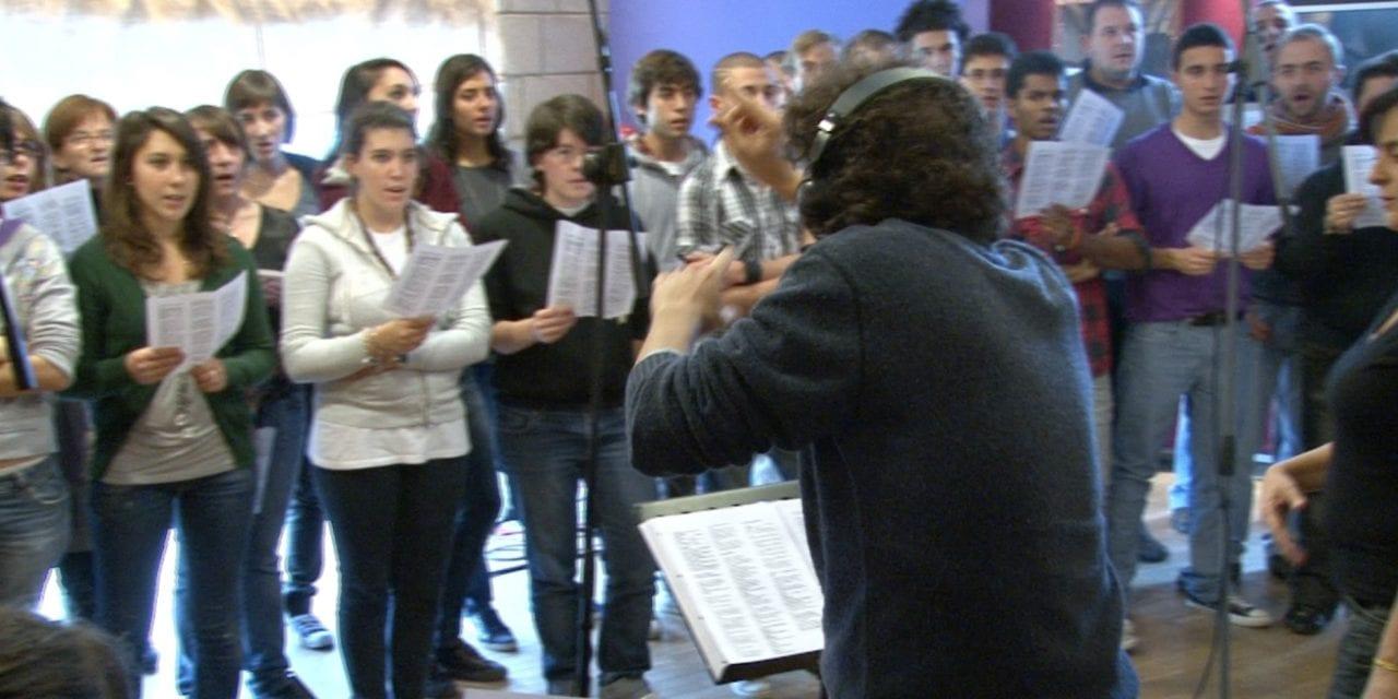 Proseguono le prove del Coro giovani verso la Veglia