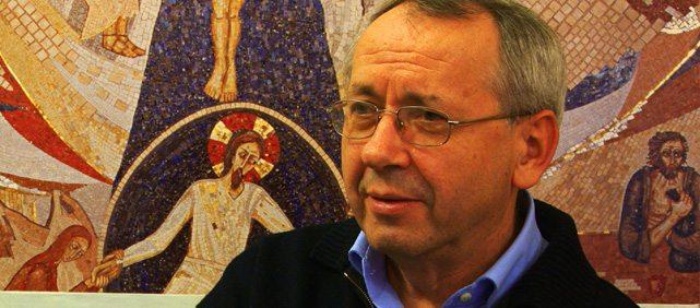 Roveleto di Cadeo: incontro con padre Marko Rupnik