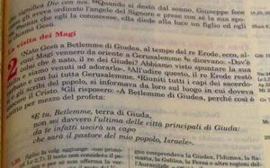 Vangelo di domenica 6 gennaio 2013 – Epifania del Signore