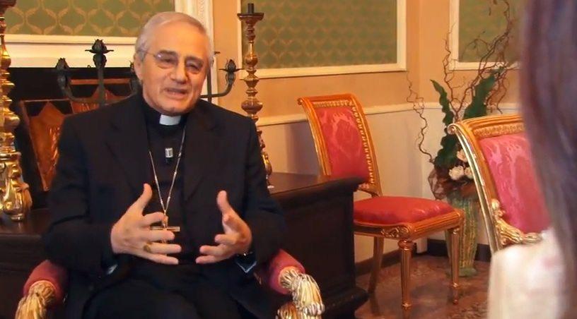 Festa dei giornalisti: intervista al Vescovo