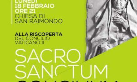 Sacrosantum concilium: lectio di mons. Alceste Catella