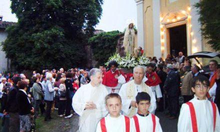 Conclusione mese di maggio: processioni in diocesi
