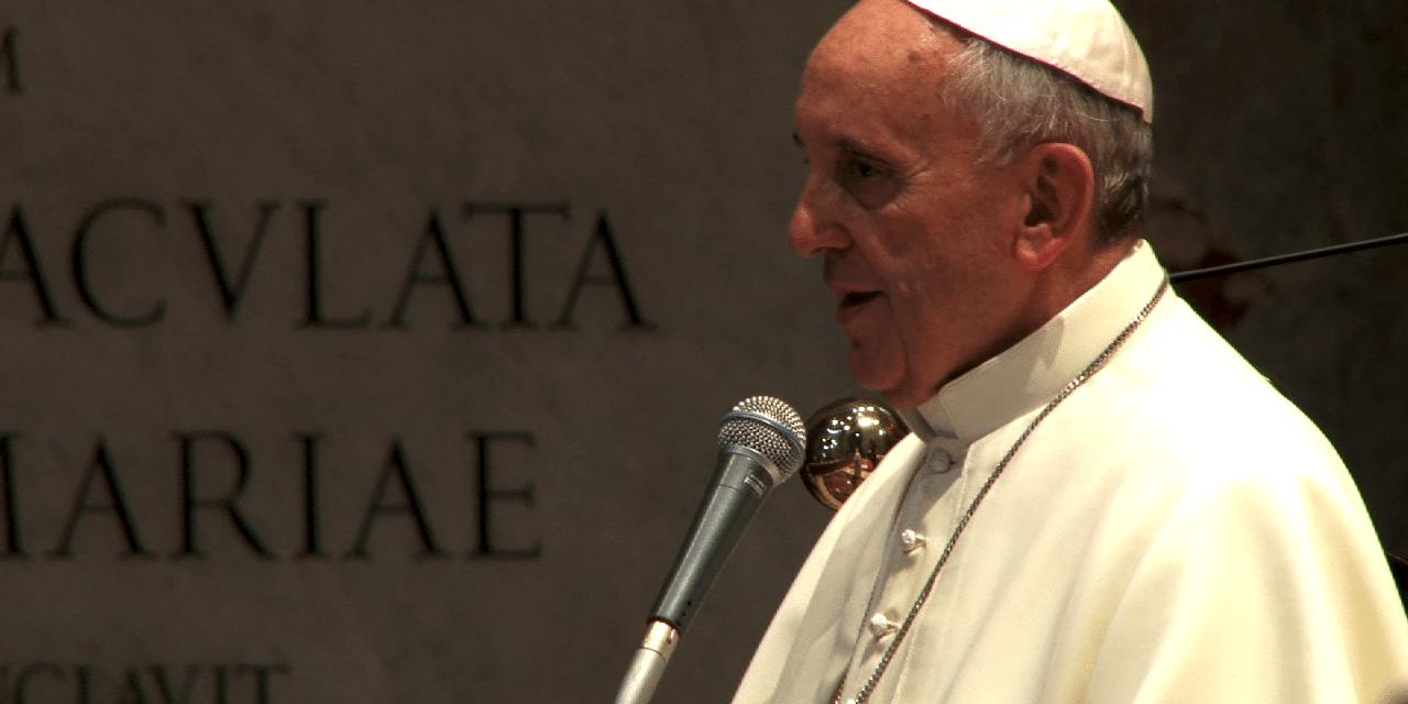 Il discorso integrale di papa Francesco ai giovani
