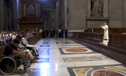 Cercate bellezza, bontà e verità: la consegna di papa Francesco ai nostri giovani