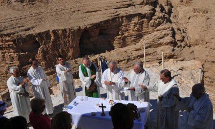 Le immagini del Pellegrinaggio con il Vescovo nell'Anno della Fede: la Terra Santa