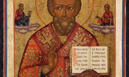S. Nicolò: parrocchia in festa