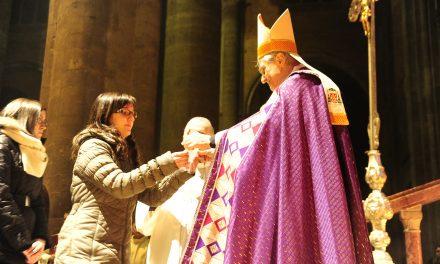 """""""Andate controcorrente"""": incontro dei cresimandi con il vescovo Gianni"""