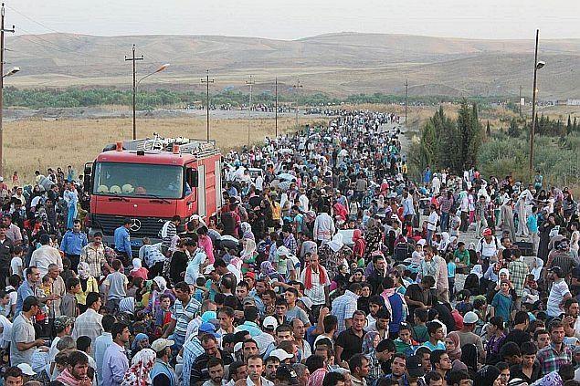 La Diocesi per la Siria: raccolta di aiuti e materiali per i profughi siriani in Giordania