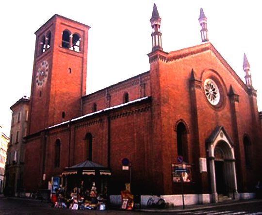 Visita guidata alla chiesa di S. Brigida a Piacenza