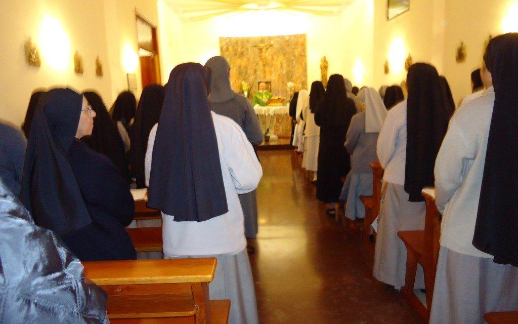 Vita religiosa: giornata pro Orantibus