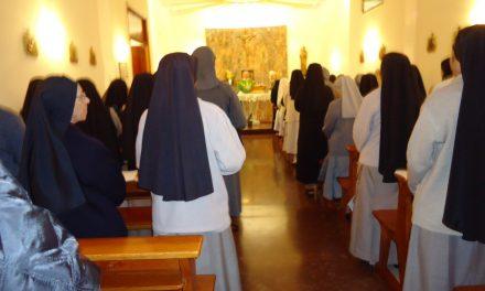 Vita consacrata: Celebrazione con il Vescovo