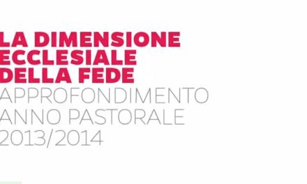 """Approfondimento tema Anno Pastorale – Quarta tappa – """"La Chiesa in Smirne"""" con Don Umberto Ciullo"""
