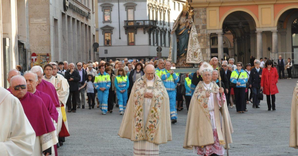 Domenica in albis: festa della Madonna del Popolo
