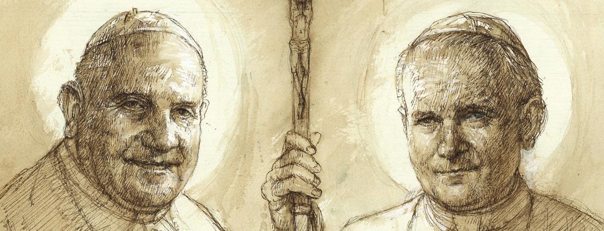Beatificazione dei due Papi: veglia in Santa Maria di Campagna