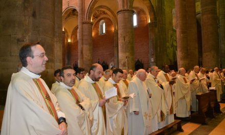 Festa del Sacro Cuore: la relazione del vescovo