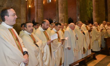 Festa del Sacro Cuore: incontro di tutti i sacerdoti
