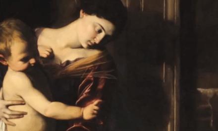 """Caravaggio """"Madonna dei pellegrini"""" con Elena Camminati"""