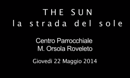 """The sun"" a Roveleto di Cadeo"