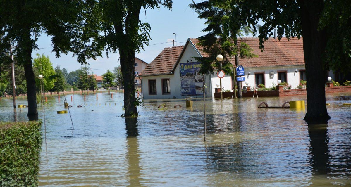Comunicato stampa: alluvioni nei balcani – una catastrofe terribile