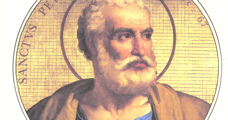 Solennità liturgica di San Pietro