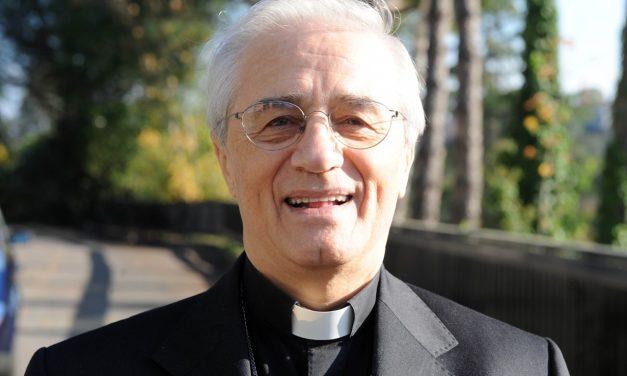 Mons. GIANNI Ambrosio NOMINATO amministratore apostolico della diocesi di Massa Carrara-Pontremoli