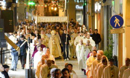 Corpus Domini: celebrazione e processione con il Vescovo