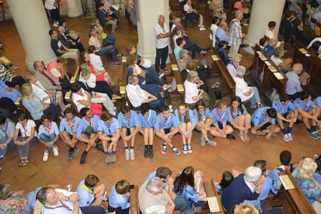 Agesci:70° di fondazione dello scoutismo piacentino