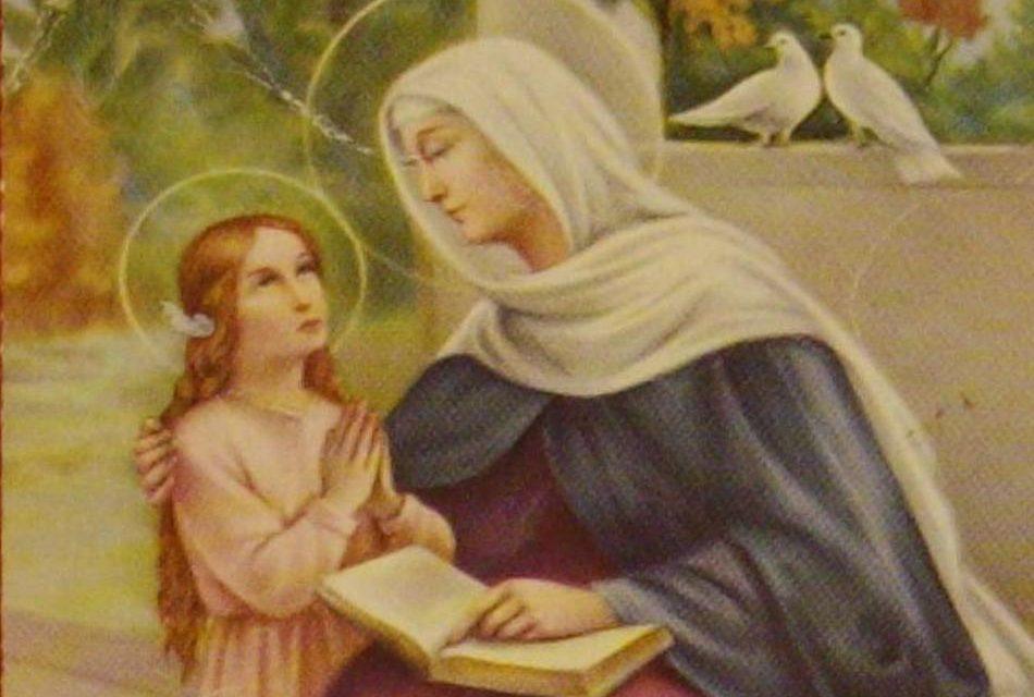 Festa di S. Anna: patrona delle mamme